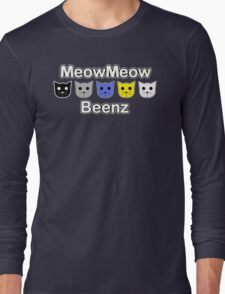 MeowMeow Beenz Long Sleeve T-Shirt