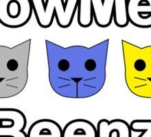 MeowMeow Beenz Sticker