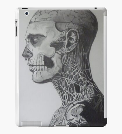 Zombie Man iPad Case/Skin