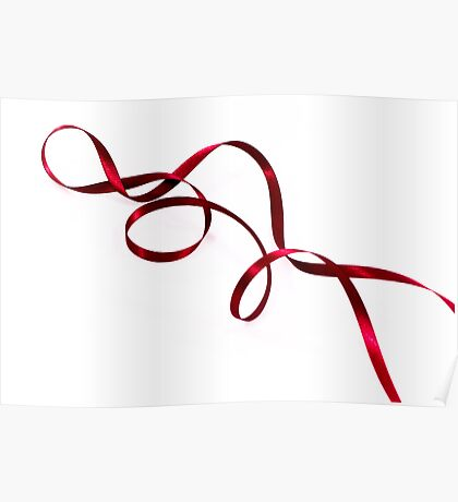Red Ribbon Poster