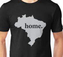 Brasil é minha casa Unisex T-Shirt