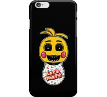 Five Nights at Freddy's - FNAF 2 -Toy Chica iPhone Case/Skin