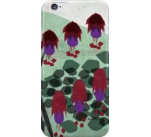 Fuchsia iPhone Case/Skin