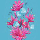 BUTTERFLY BABIES by Jane Newland
