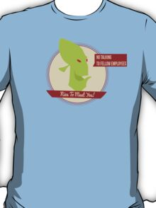 Abe's Oddysee - Rupture Farms Logo T-Shirt