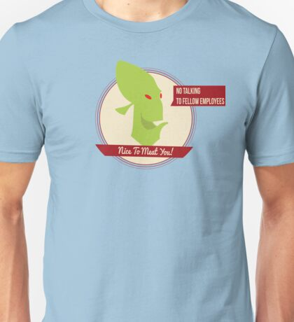 Abe's Oddysee - Rupture Farms Logo Unisex T-Shirt