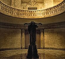 Sacrifice - The ANZAC War Memorial - Sydney by Jeff Catford