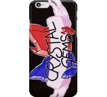 crystal gems, garnet iPhone Case/Skin