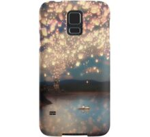 Wish Lanterns for Love Samsung Galaxy Case/Skin