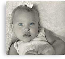 Doll Baby Canvas Print