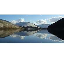 loch of the lowes (pano) Photographic Print
