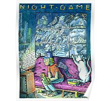 Night Game Poster