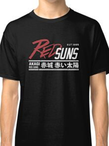 Red Suns. Classic T-Shirt