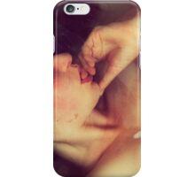Washed Away - Erotic art prints, erotic nude photography iPhone Case/Skin