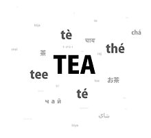 Tea - different languages by BraDalli