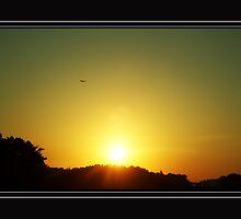 sunrise by Alexandr Grichenko