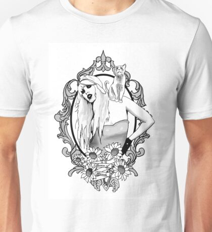 Queen of Wands Unisex T-Shirt