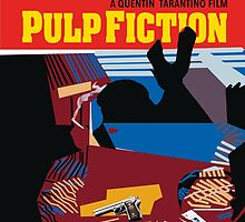 PULP FICTION by arrieNe