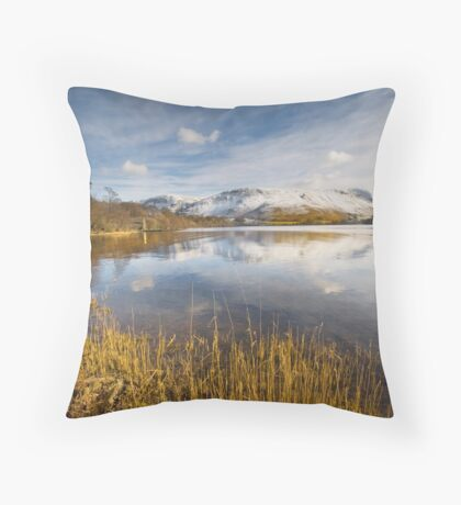 Ullswater - Cumbria Throw Pillow