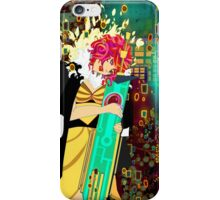 Transistor: You know I love you iPhone Case/Skin