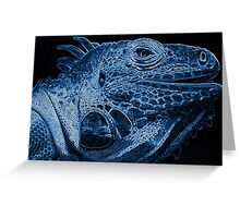Lizard-Justin-Beck-Picture-2015080 Greeting Card