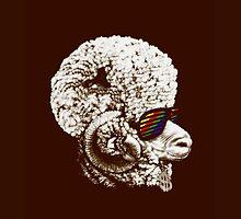 Black sheep by BigBaldBeardo