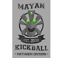 Banjo Tooie - Mayan Kickball Photographic Print