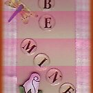 Be Mine Book Mark2 by LadyRm