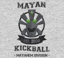 Banjo Tooie - Mayan Kickball by kaphrin