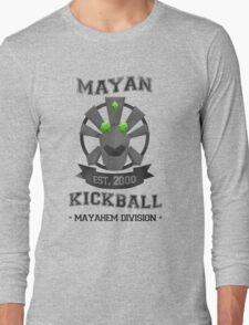 Banjo Tooie - Mayan Kickball Long Sleeve T-Shirt