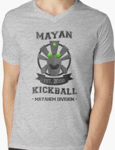 Banjo Tooie - Mayan Kickball Mens V-Neck T-Shirt