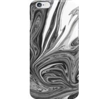 A River of White Noise iPhone Case/Skin