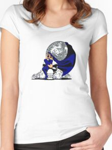 Wednesday's Child Women's Fitted Scoop T-Shirt