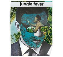 JUNGLE FEVER. Poster