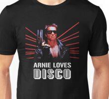 Arnold Schwarzenegger Loves Disco Unisex T-Shirt