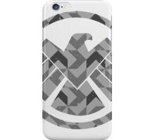 Geometric S.H.I.E.L.D. iPhone Case/Skin