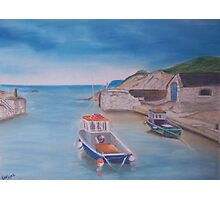 Ballintoy Harbour, Northern Ireland Photographic Print