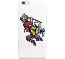 Hockey Mascot iPhone Case/Skin