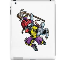 Hockey Mascot iPad Case/Skin
