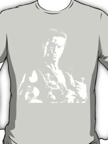 Arnold Schwarzenegger Commando Large Print No Text T-Shirt