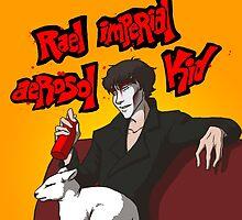 Rael Imperial Aerosol Kid by IggyMarauder