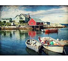 Peggy's Cove, Nova Scotia Photographic Print