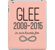Glee Forever iPad Case/Skin