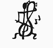 Treble Cello Player Unisex T-Shirt