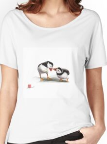 Puffin Love Women's Relaxed Fit T-Shirt