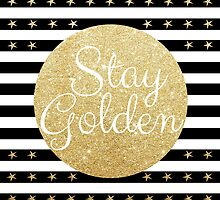 Stay Golden by RichCaspian