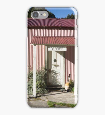 Paradise office iPhone Case/Skin