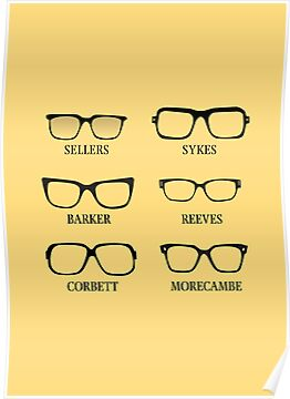 Funny Glasses by Stephen Wildish