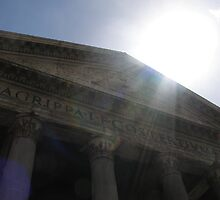 Pantheon, Rome, Italy by firsttube