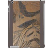 Man Of Sorrows I - Top iPad Case/Skin